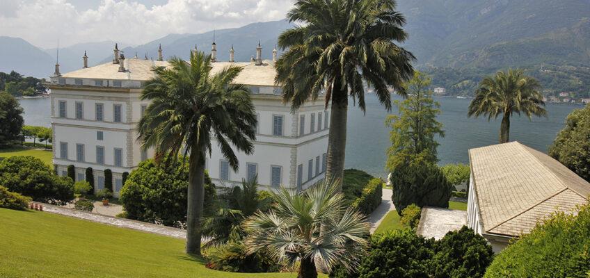 Ogrody Villi Melzi wBellagio