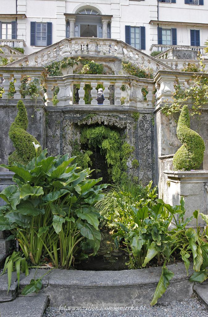 Villa Carlotta Garden